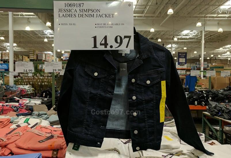 Jessica Simpson Ladies Denim Jacket Costco97com