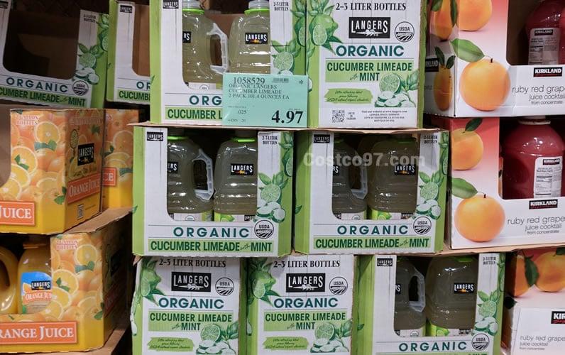 Langers Cucumber Limeade - 1058529