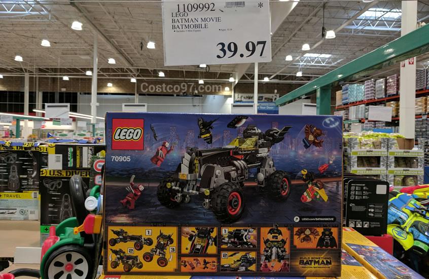 Lego Batman Movie Batmobile - 1109992
