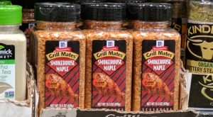 McCormick GrillMates Smokehouse Maple Seasoning - 491557