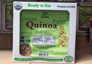 Minsley Organic Quinoa - 1094168
