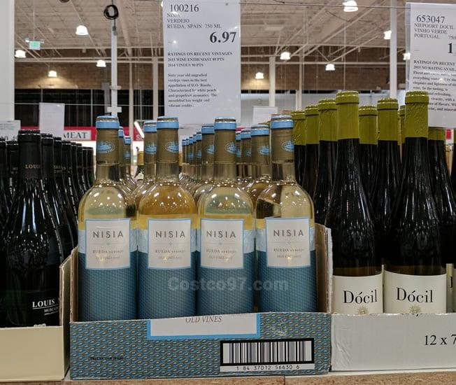 Nisia Verdejo Wine - 100216