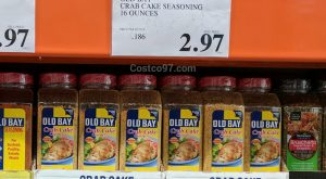 Old Bay Crab Cake Seasoning - 1130940