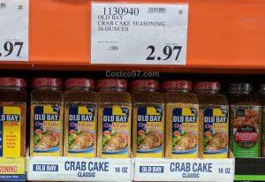 Old Bay Crab Cake Seasoning - 1130940