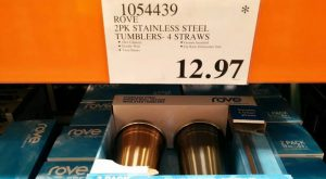 Rove 2Pack Stainless Steel Tumblers - 1054439