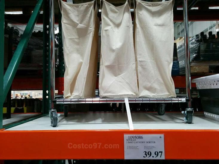 Seville 3Bag Laundry Sorter - 1095086.jpg