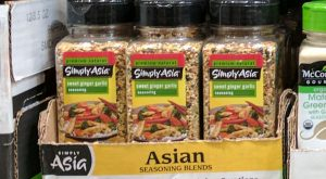 Simply Asia Sweet Ginger Garlic Seasoning Blend - 633373