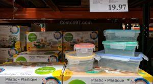 Snapware Plastic Food Storage Set - 1044330