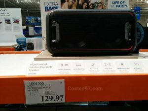 Sony Bluetooth Party Speaker - 1001555