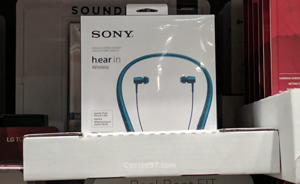 Sony Hear In Wireless Headphones - 1125990