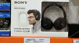 Sony Noise Cancelling Bluetooth Headphones - 998770