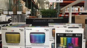 iHome Color Changing Speaker - 1119090