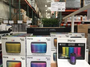 iHome Color Changing Speaker - 1119090