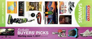 Costco June 2017 Coupon Book