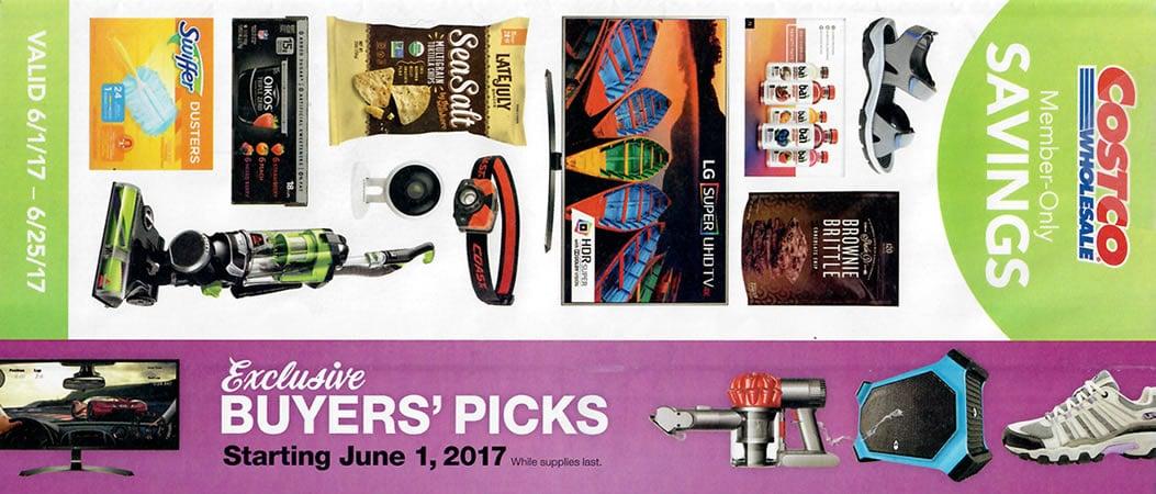 Costco June 2017 Coupon Book Costco97 Com