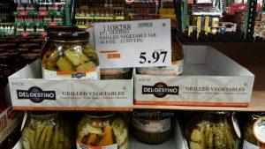 Del Destino Grilled Vegetable Jar - 1108288