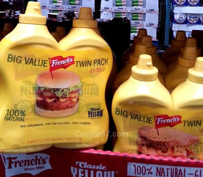 Frenchs Squeeze Mustard - 676704