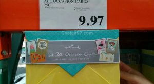 Hallmark Handmade All Occasion Cards 25 pack - 1085274