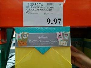 Hallmark Handmade All Occasion Cards 25 pack - 1085274