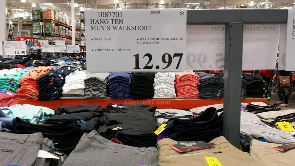 Hang Ten Mens Walkshort - 1087701