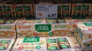 Healthy Choice Soup Chicken Variety - 962005