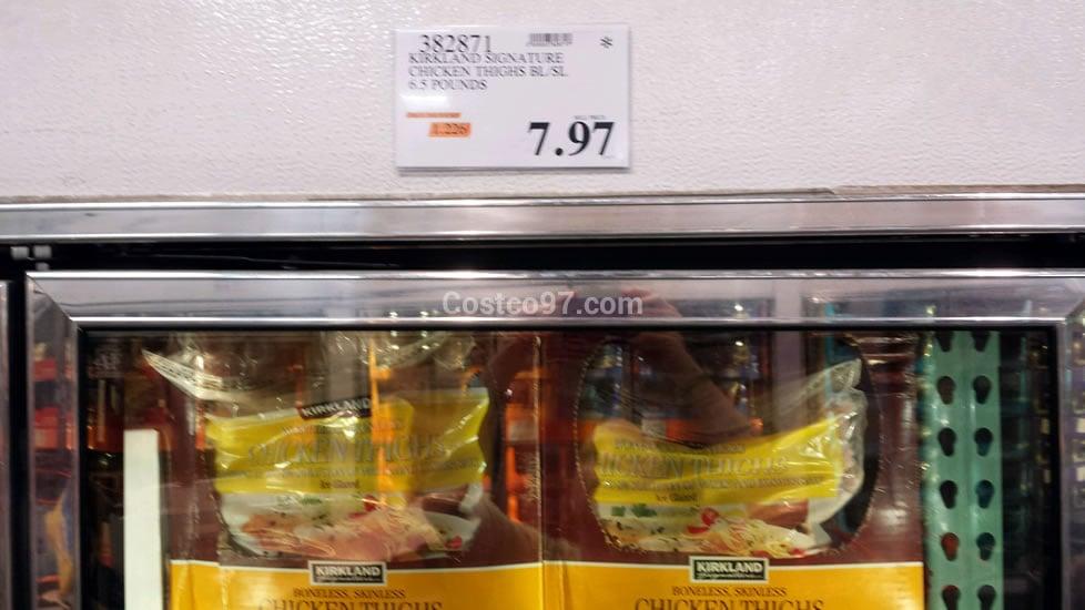 Kirkland Signature Chicken Thighs - 382871
