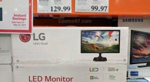 LG 24 inch LED Monitor - 639188