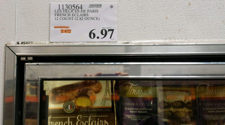 Les Delices De Paris French Eclairs - 1130564