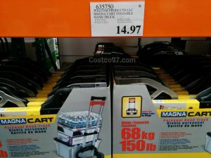 Magnacart Foldable Hand Truck - 635750