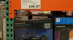 Netgear Nighthawk X6 AC3000 Router - 997292