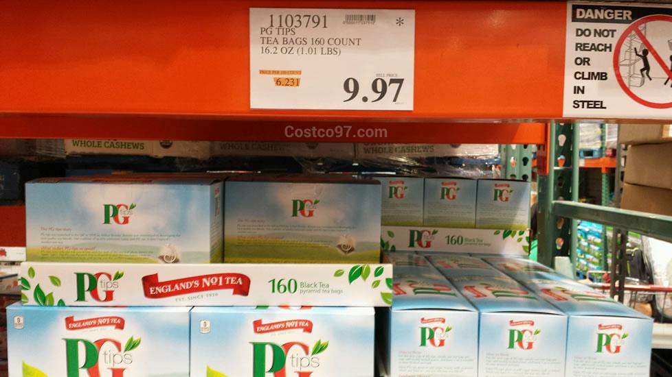 PG Tips Tea Bags - 1103791