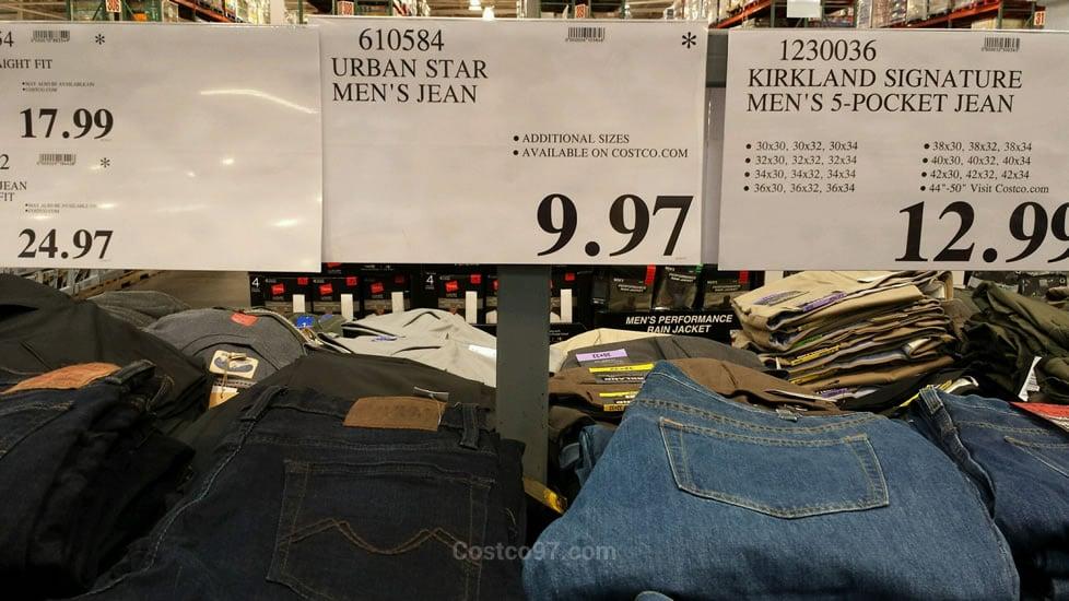 Urban Star Mens Jeans - 610584