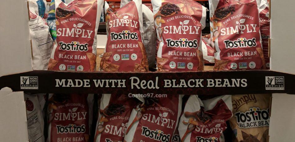 frito lay tostitos black bean - 1056481