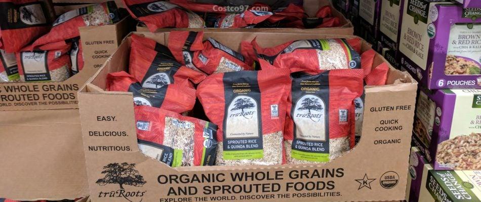 organic sprouted rice & quinoa - 579197