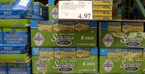 seasons boneless skinless sardines - 180973