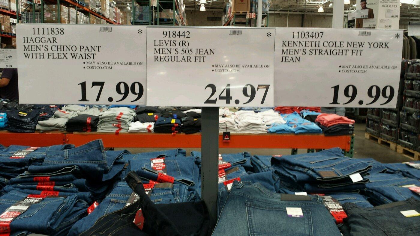 Levis Mens 505 Jeans - 918442