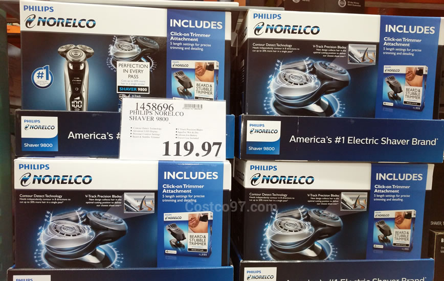 Philips Norelco Shaver 9800 - 1458696