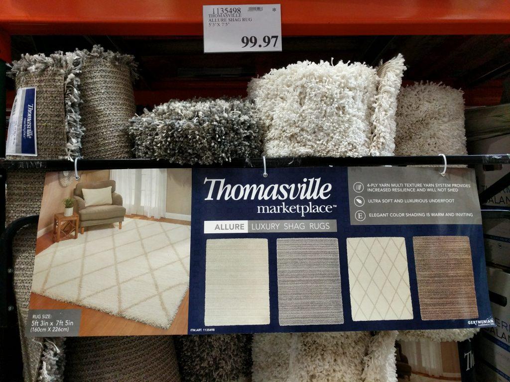 Thomasville Allure Shag Rug Costco97 Com