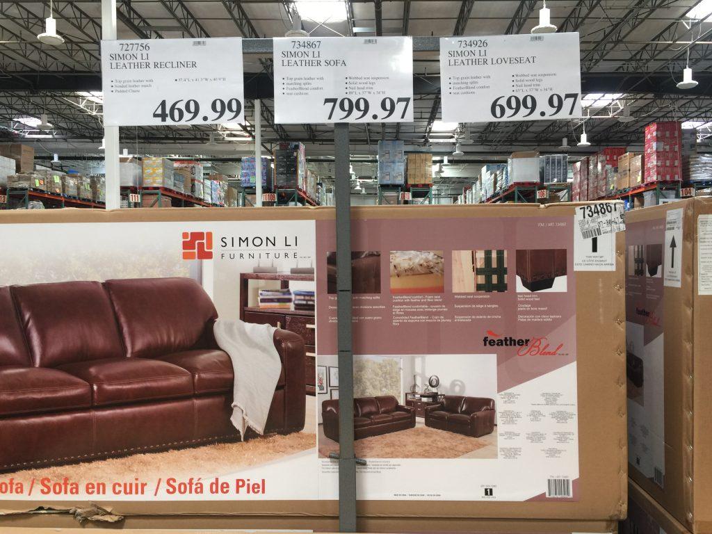 - Simon Li Leather Sofa Costco97.com