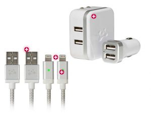 Ubio Labs Lightning Cable Charging Kit - 1158857