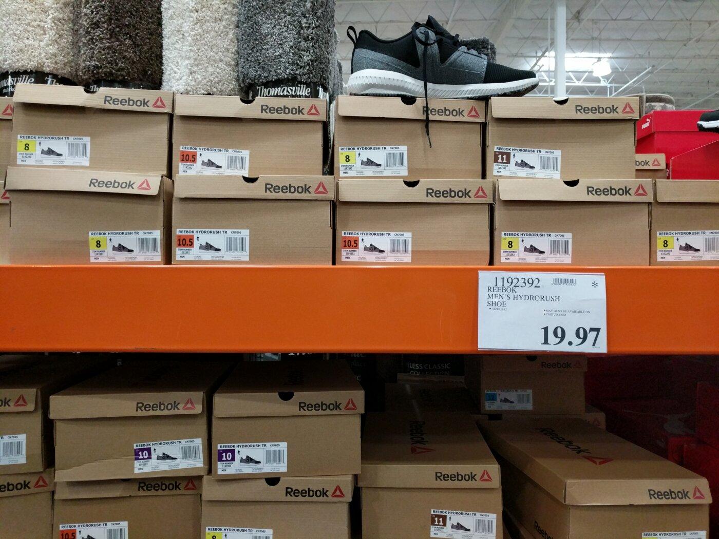 Reebok Men's Hydrorush Shoe | Costco97.com