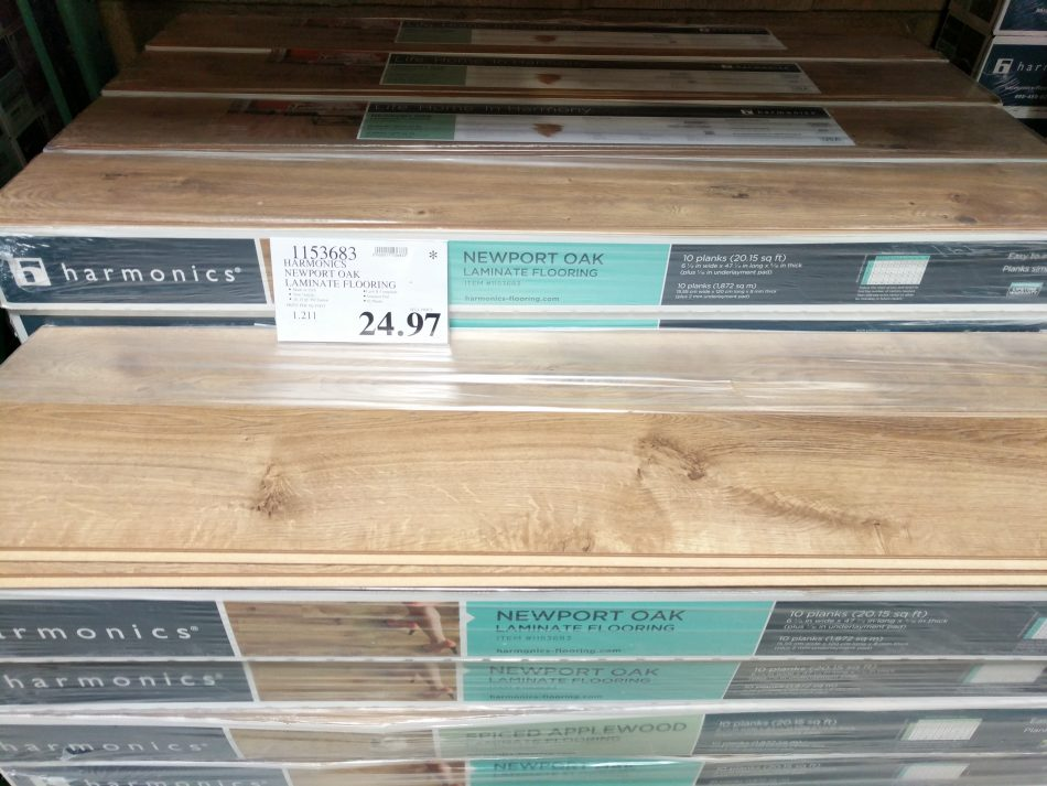 Vineyard Cherry Laminate Flooring Reviews