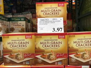 Crunchmaster MultiGrain Crackers - 946753
