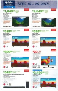 Costco Holiday Savings Book - page 15