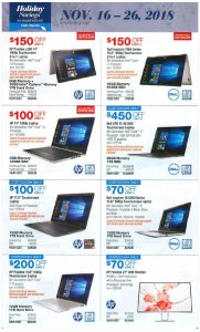 Costco Holiday Savings Book - page 17