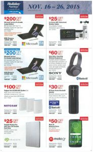 Costco Holiday Savings Book - page 18