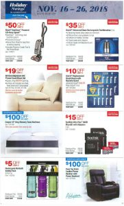 Costco Holiday Savings Book - page 19