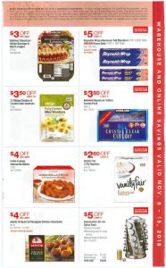 Costco Holiday Savings Book - page 2