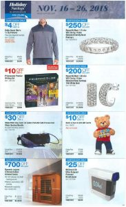 Costco Holiday Savings Book - page 22