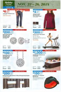 Costco Holiday Savings Book - page 25